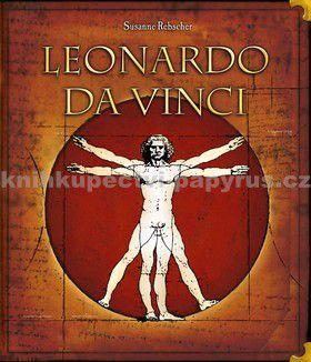 Susanne Rebscher: Leonardo da Vinci cena od 217 Kč