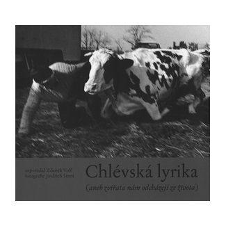 Zdeněk Volf: Chlévská lyrika cena od 196 Kč