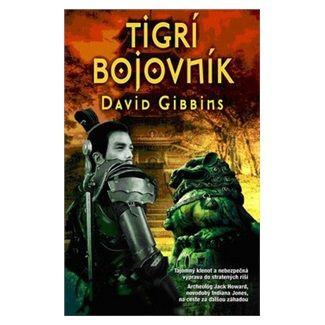 David Gibbins: Tigrí bojovník cena od 256 Kč