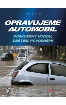 Bořivoj Plšek: Opravujeme automobil cena od 195 Kč