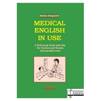 Božena Džuganová: Medical english in use cena od 191 Kč