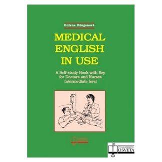Božena Džuganová: Medical english in use cena od 183 Kč