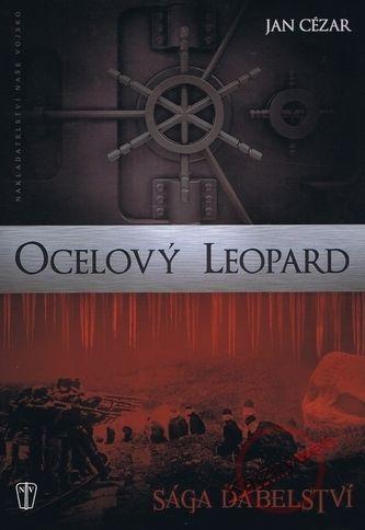 Jan Cézar: Ocelový Leopard - Sága ďábelství cena od 318 Kč