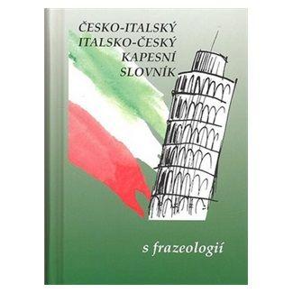 Zdeněk Papoušek: Česko-italský, italsko-český kapesní slovník s frazeologií cena od 248 Kč