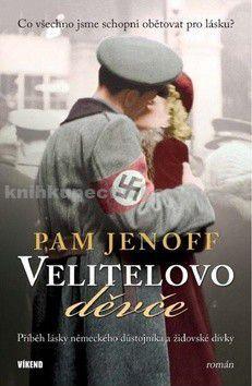 Pam Jenoff: Velitelovo děvče cena od 110 Kč