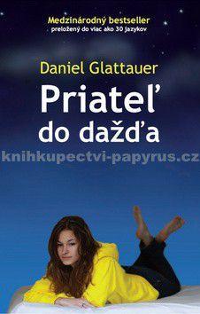 Daniel Glattauer: Priateľ do dažďa cena od 297 Kč