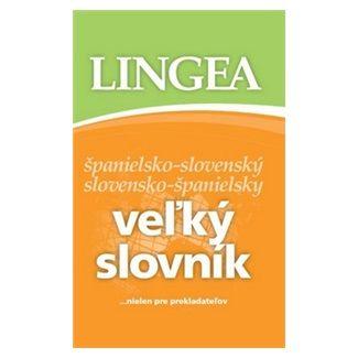 Lingea Veľký slovník španielsko-slovenský slovensko-špani cena od 881 Kč