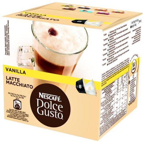 Krups NESCAFÉ® Vanilla 16 ks k Dolce Gusto™ cena od 99 Kč