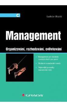 Ladislav Blažek: Management cena od 297 Kč