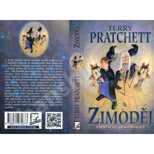 Terry Pratchett: Zimoděj cena od 199 Kč