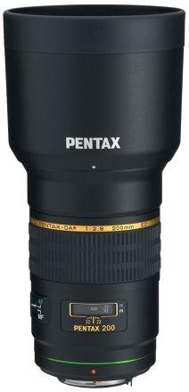 Pentax smc DA 200mm F2.8 ED [IF] SDM