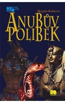 Brigitte Riebe: Anubův polibek cena od 196 Kč
