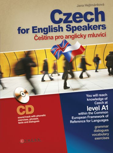 CPress Czech for English Speakers cena od 331 Kč