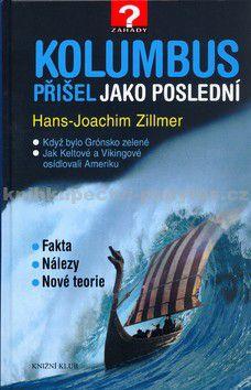 Hans-Joachim Zillmer: Kolumbus přišel jako poslední cena od 199 Kč