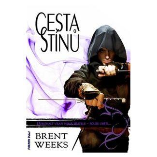 Brent Weeks: Noční Anděl 1 - Cesta stínů - Brent Weeks cena od 178 Kč