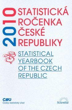 Scientia Statistická ročenka ČR 2010 cena od 278 Kč