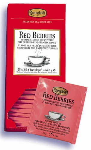 Ronnefeldt Red Berries cena od 155 Kč