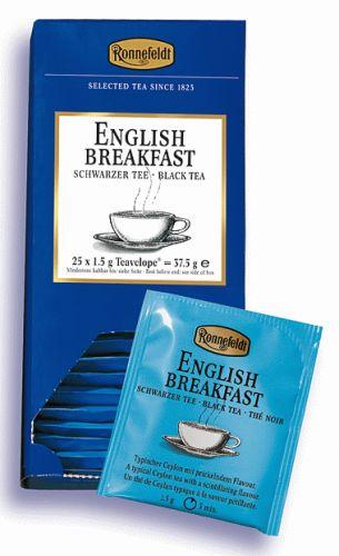 Ronnefeldt English Breakfast cena od 169 Kč