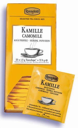 Ronnefeldt Kamille cena od 155 Kč