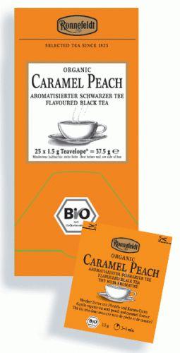 Ronnefeldt Caramel Peach BIO cena od 140 Kč