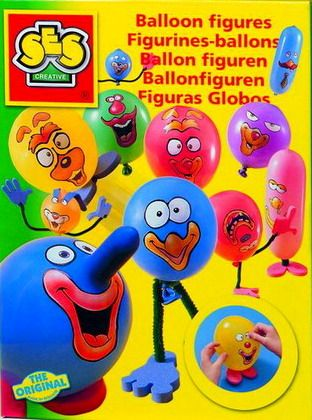 SES Výroba veselých balónků cena od 189 Kč