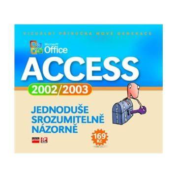 Kolektiv: Microsoft Access 2002/2003 cena od 130 Kč