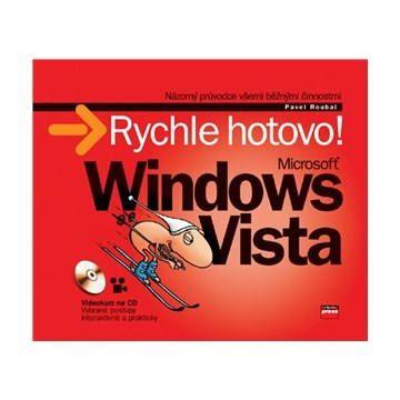 Pavel Roubal: Microsoft Windows Vista cena od 152 Kč