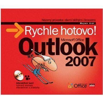 Mojmír Král: Microsoft Office Outlook 2007 cena od 148 Kč
