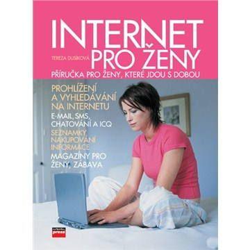 Tereza Dusíková: Internet pro ženy cena od 132 Kč