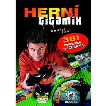 Ondřej Pohl: Herní Gigamix + DVD-ROM cena od 135 Kč