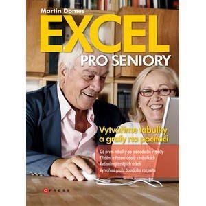 Martin Domes: Excel pro seniory cena od 158 Kč
