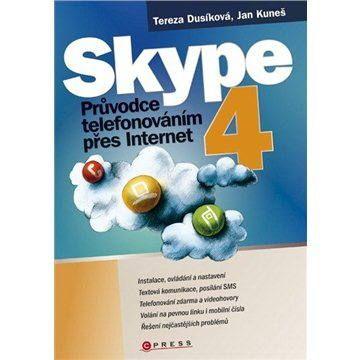 Tereza Dusíková: Skype 4 cena od 134 Kč