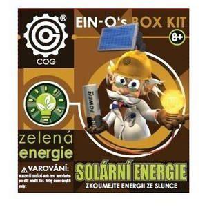EIN-O Zelená energie - Solární energie cena od 298 Kč