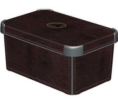 Curver 04710-D12B dekorativní S Leather
