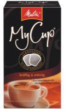 Melitta Strong MyCup KaffeePad cena od 0 Kč