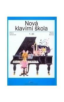 Janžurová Zdena: Nová klavírní škola 1 cena od 193 Kč