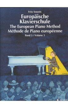 Evropská klavírní škola 3 cena od 253 Kč