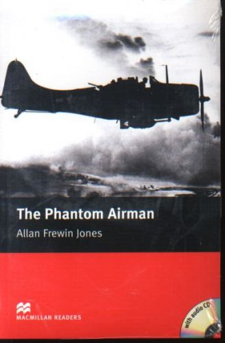 Macmillan Readers The Phantom Airman+CD - Allan Frewin Jones cena od 181 Kč