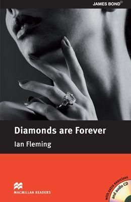 Fleming Ian: Diamonds are Forever T. Pack w. gratis CD cena od 220 Kč