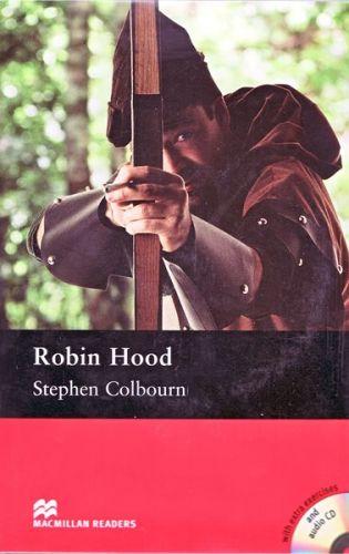 Colbourn Stephen: Robin Hood T. Pack w. gratis CD cena od 220 Kč