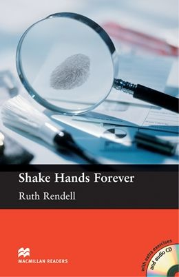 XXL obrazek Rendell Ruth: MR 4 Shake Hands Forever