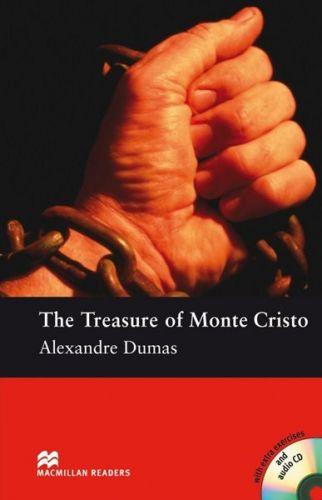 Dumas Alexandre: Treasure of Monte C. T. Pack w. gratis CD cena od 220 Kč