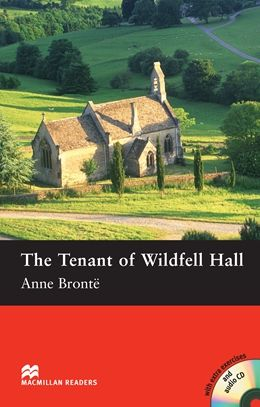 Bronte Anne: Tenant of Wildfell Hall T. Pack w. gratis CD cena od 220 Kč