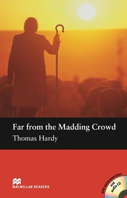 Hardy Thomas: Far from the M. Crowd T. Pack w. gratis CD cena od 220 Kč