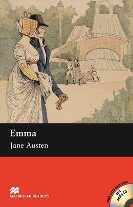 Austen Jane: Emma T. Pack w. gratis CD cena od 228 Kč