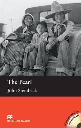 Steinbeck John: Pearl T. Pack w. gratis CD cena od 216 Kč