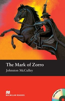 McCulley Johnston: Mark of Zorro T. Pack w. gratis CD cena od 208 Kč