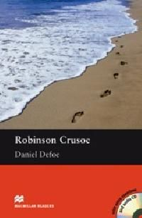 Defoe daniel: Robinson Crusoe T. Pack w. gratis CD cena od 220 Kč