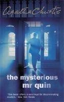 The Mysterious Mr.Quin - Agata Christie cena od 115 Kč