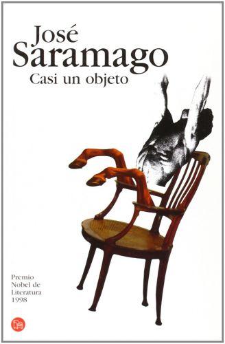 Saramago José: Casi un objeto cena od 239 Kč
